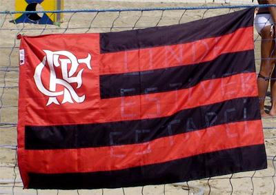 4b8de32e9c Na bandeira tem escrito