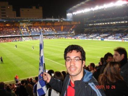 Stamford Bridge, Chelsea x Shalk 04 - Champions League