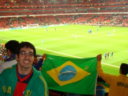Brasil x Suecia