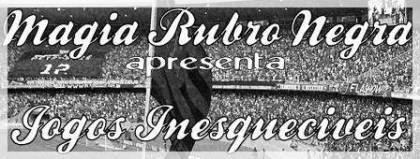 MAGIA RUBRO NEGRA - Jogos Inesqueciveis